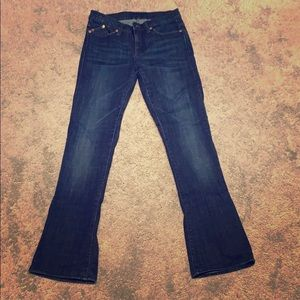 Rock & Republic stretch boot cut jeans